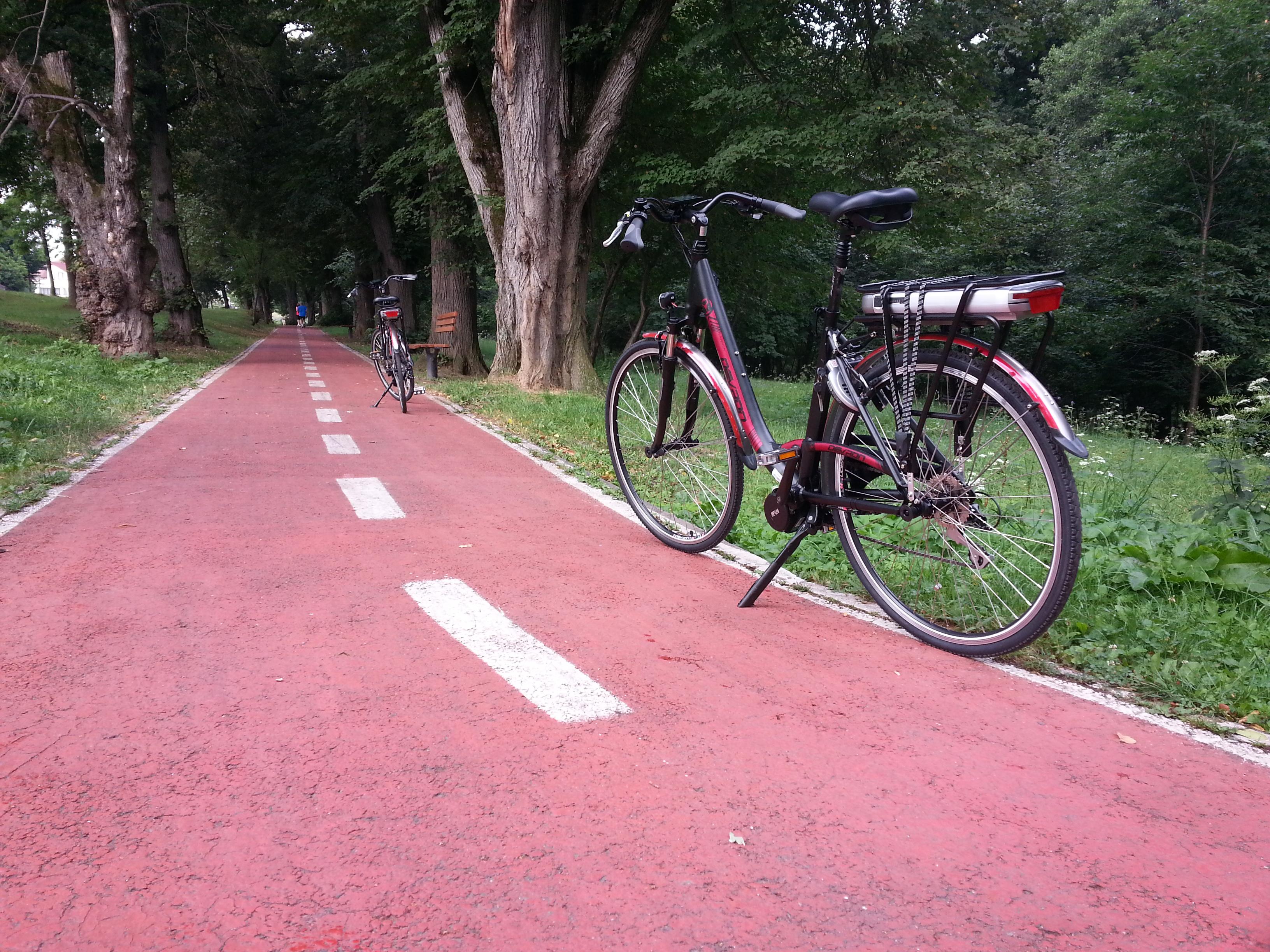 Proiect pentru un coridor de deplasare cu bicicleta între cartierul Ștrand, parcul Sub Arini și zona centrală