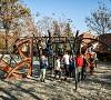 Sibiul are un nou parc pe bulevardul Corneliu Coposu