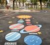 Parcul din Piața Cluj, transformat  într-un spațiu public funcțional și plăcut