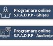 Aplicație pentru programarea online la ghișeele  Serviciului de Administrare a Domeniului Public