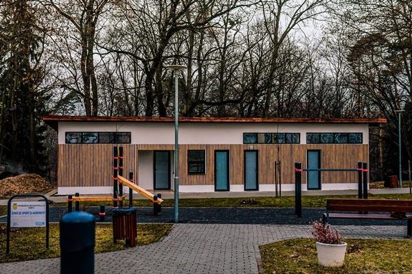 Utilitate publica parcul Sub Arini