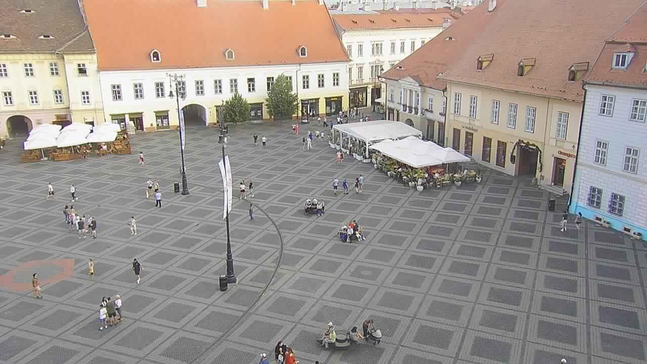 Sibiu Webcam 1