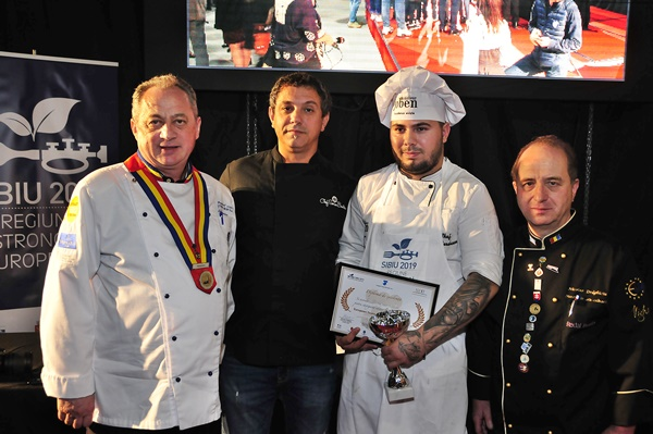 European Young Chef Award 2017