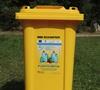 Ce deșeuri colectăm în pubela galbenă?