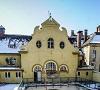 Rețelele de utilități din clădirea Băii Populare Sibiu  vor fi complet modernizate
