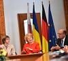 Delegaţie din Parlamentul landului Hessen, Germania la Primăria Sibiu