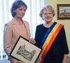 Primăria Sibiu a primit vizita Casei Regale a României