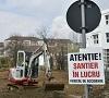 Încep lucrările de reparații pe strada Gh. Lazăr și modernizarea străzii Aviației. Continuă amenajarea parcărilor din cartiere