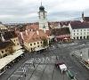 Piața Mică se închide parțial în perioada 2-5 noiembrie