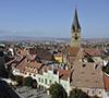 Sibiul în top 10 locaţii din Europa centrală şi de est