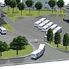 Încep lucrările de construcţie a noii autobaze Tursib