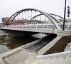 Lucrările la podul Cibin – sosesc în Sibiu elementele metalice mari