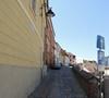 Strada Centumvirilor închisă pentru repararea pavajului
