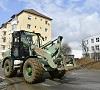 Reparații în Piața Unirii și pe străzile Cibinului și Râului
