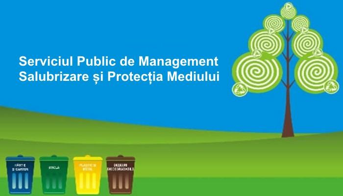 Management și Monitorizare Servicii de Salubrizare