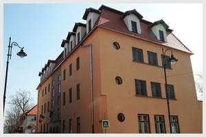 Cladire Spitalul de Pediatrie Sibiu