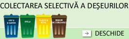 Colectarea Selectivă a Deşeurilor