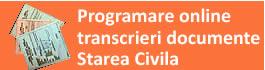 transcrieri online