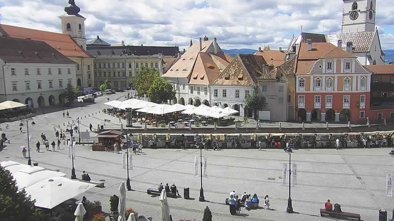 Sibiu Webcam 6 / Paltinis